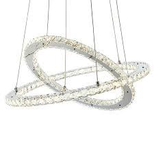 chrome effect ceiling light
