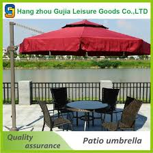 china 10ft outdoor patio cantilever