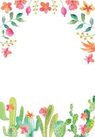 Flowerly Fiesta Invitacion De Cumpleanos En 2020 Plantillas