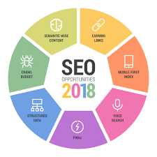 7 Top SEO Opportunities For 2018
