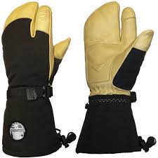 RX3 Three-Fingered Ski Glove (Lobster ...