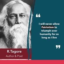 dhruv rathee best quote by rabindranath tagore the man