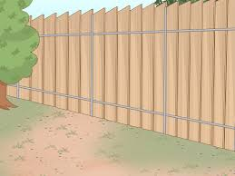 How To Install Wire Fencing For Dogs With Pictures Wikihow