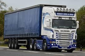 Wesley Long & Sons Haulage Scania R560 V8 Topline 141-MN-4… | Flickr