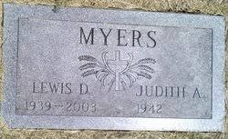 Lewis Duane Myers (1939-2003) - Find A Grave Memorial