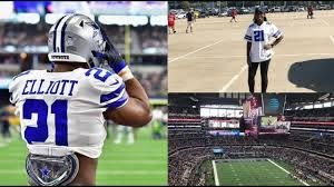 DALLAS COWBOYS GAME DAY VLOG ...