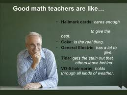 quotes about math teachers quotes