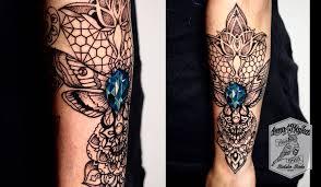 Tatuaze Damskie Studio Tatuazu Bielsko Inna Bajka