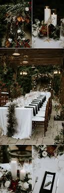 holiday wedding at franciscan gardens