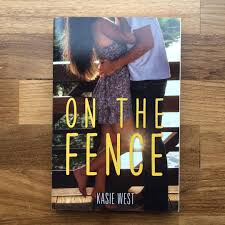 On The Fence Books Stationery Fiction On Carousell