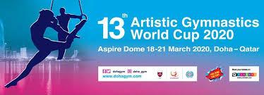 13th artistic gymnastics world cup