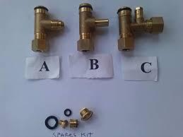 gas fire restrictor isolation valve