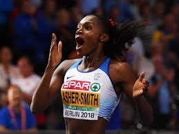 Dina Asher-Smith turns attention towards Tokyo 2020 after Berlin success |  The Independent