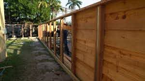 New Fencing To Enhance Outdoor Aesthetics And Family Security Military Makeover With Montel Youtube