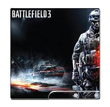 Battlefield 3 4 5 Hardline Soldier Video Game Vinyl Decal Skin Sticker Cover For Sony Playstation 3 Ps3 Slim Battlefield 3 Video Game Accessories Playstation