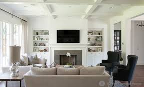 diy family room built ins with marble