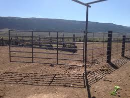 Gobob Pipe Steel Christensen Ranches