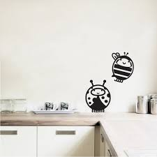 Love Bugs Wall Decal Tech Tattz