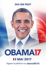 Image result for images of obama for president of france