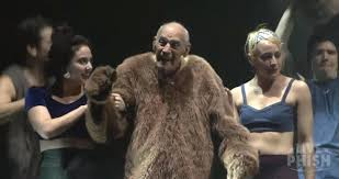 Remembering Abe Vigoda: Actor Guests With Phish In 2013