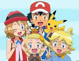 Pokémon-XYZ-Kalos-anime-family-ASH-Serena-clemont-and-Bonnie ...