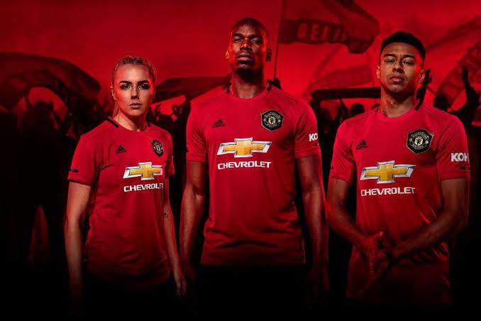 Image result for Manchester United kit deal