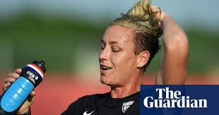 Is USA's Abby Wambach outdated or just brutally effective?   Women's World  Cup 2015   The Guardian