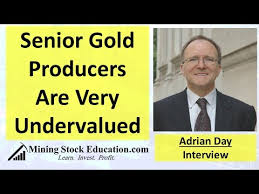 Senior Gold Producers Are Very Undervalued says Fund Manager Adrian Day -  YouTube