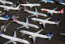Boeing 737 Max cancellations mount amid production halt - The ...