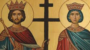 The Empress Helena and the Holy Cross