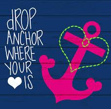 free anchor wallpaper drop