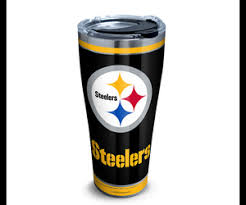 Tervis Pittsburgh Steelers 30oz Tervis Touchdown Stainless Tumbler Touchdown Gifts Inc