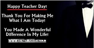 happy teachers day quotes wishes images messages sms