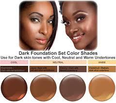 dark skin makeup set saubhaya makeup