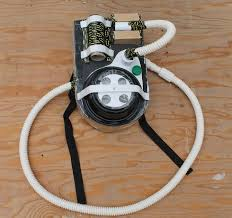 diy ghost busters proton pack