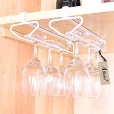 wine glass cup rack hanger holder