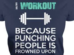 17 hilariously funny workout shirts