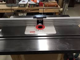 Review New Take On The Router Table Fence By Jarrhead Lumberjocks Com Woodworking Community