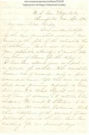 Adeline Walker on conditions at Annapolis hospital, 1863 - Maine Memory  Network