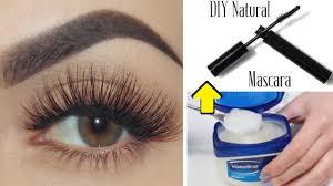 2 natural homemade makeup mascara 100