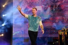 chris martin s favourite tie dye t shirt