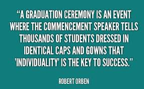 inspirational funny high school graduation quotes