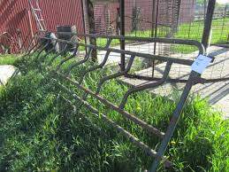93 16 Ft Fence Line Feeder Panel Farm Machinery Implements Livestock Supplies Feeders Troughs Auctions Online Proxibid