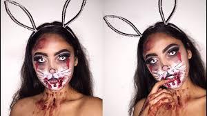 bad bunny makeup tutorial