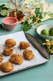 COCONUT FRIED SCALLOPS WITH SPICY LIME ...