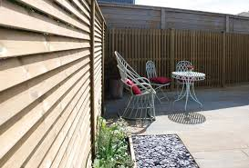 Louvre Contemporary Fence Panels Jacksons Fencing