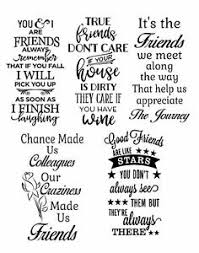 Friends Vinyl Decal Sticker Suitable For Wine Bottle Vase And More Ebay