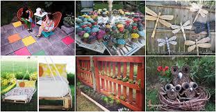15 creative diy garden decor projects