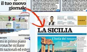 La Sicilia cambia: domani in edicola e online il nuovo giornale - La Sicilia