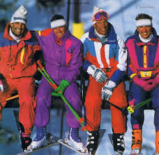 Image result for 80's skiing pics